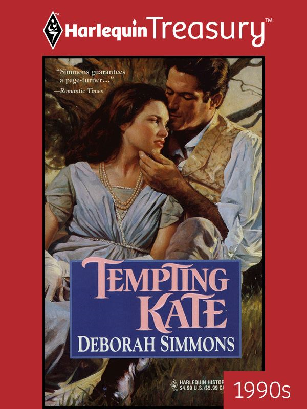 Tempting Kate By: Deborah Simmons