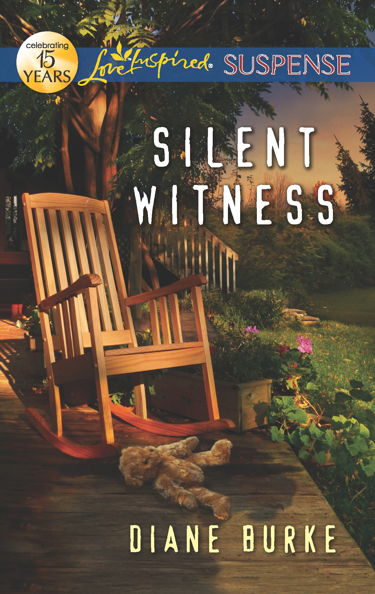 Silent Witness By: Diane Burke