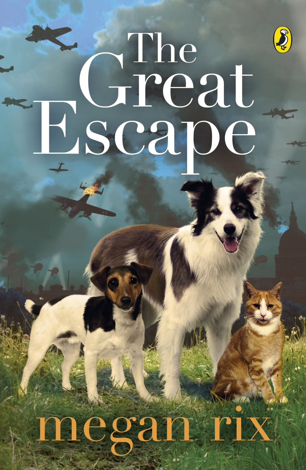 The Great Escape By: Megan Rix