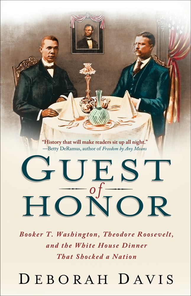 Guest of Honor By: Deborah Davis