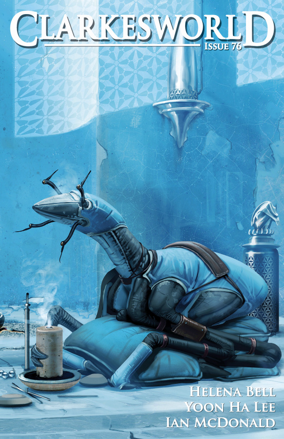 Clarkesworld Magazine Issue 76