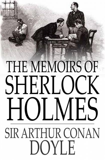 Cover Image: The Memoirs of Sherlock Holmes
