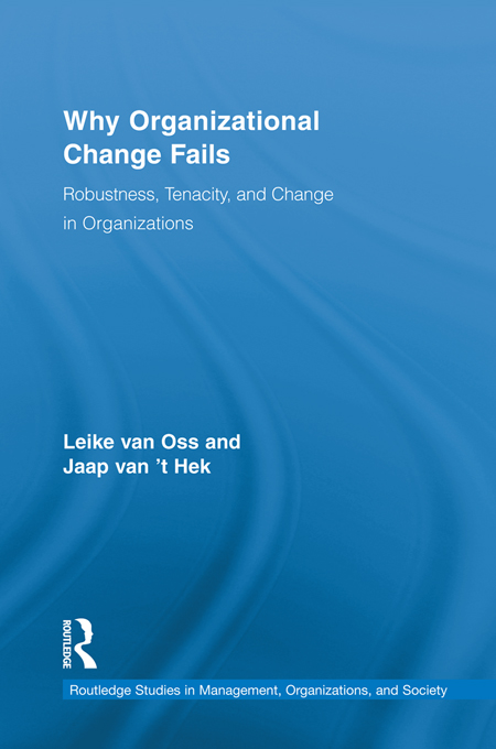 Why Organizational Change Fails
