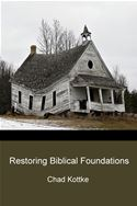 online magazine -  Restoring Biblical Foundations
