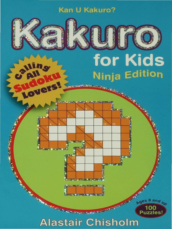 Kakuro for Kids #1