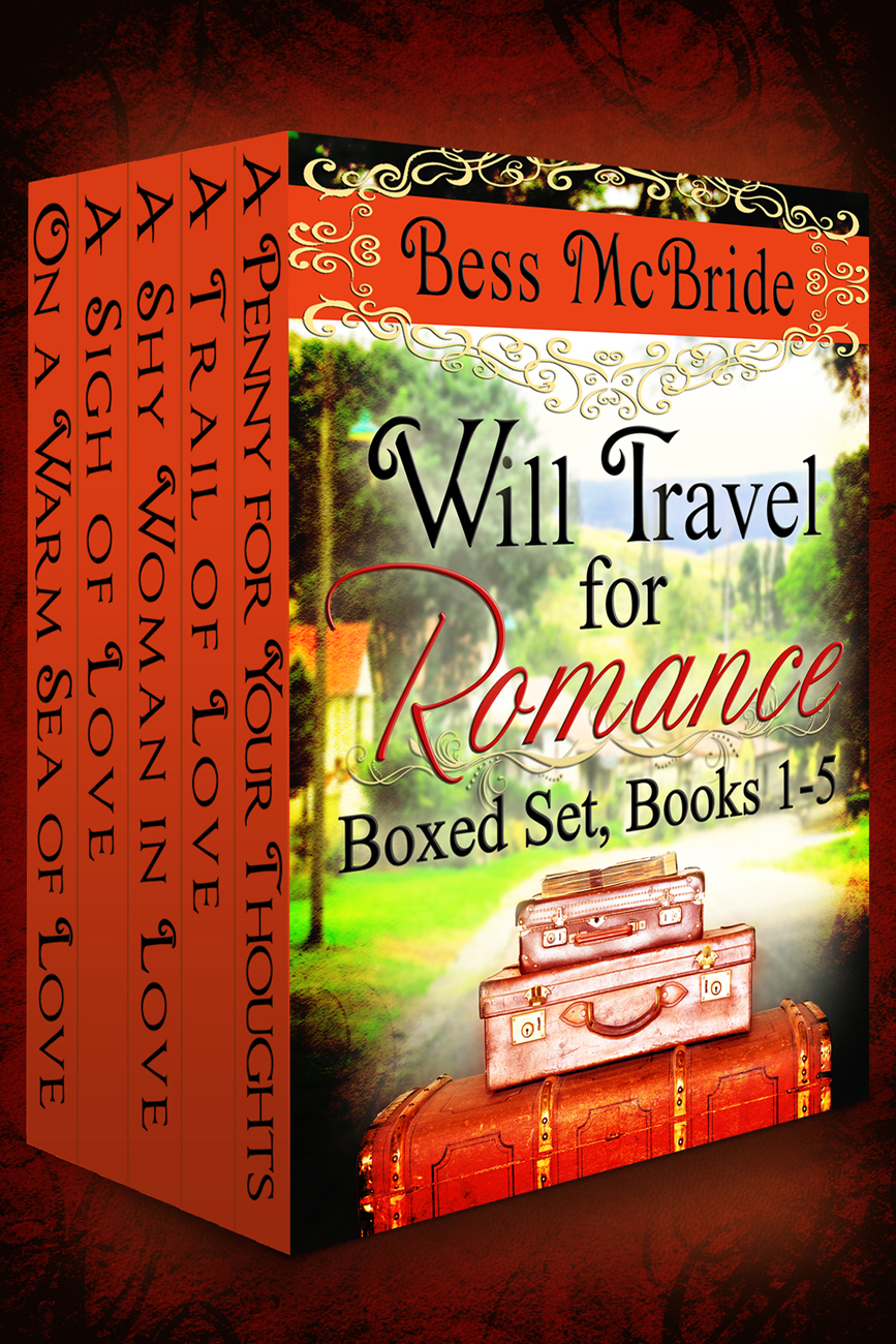 Will Travel For Romance Boxed Set Books 1-5