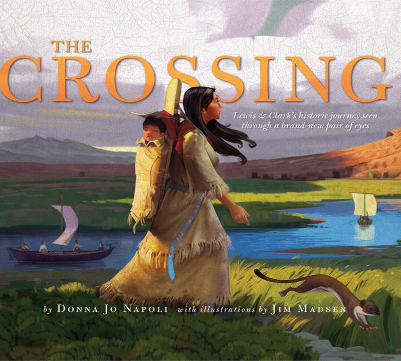 The Crossing By: Donna Jo Napoli,Jim Madsen