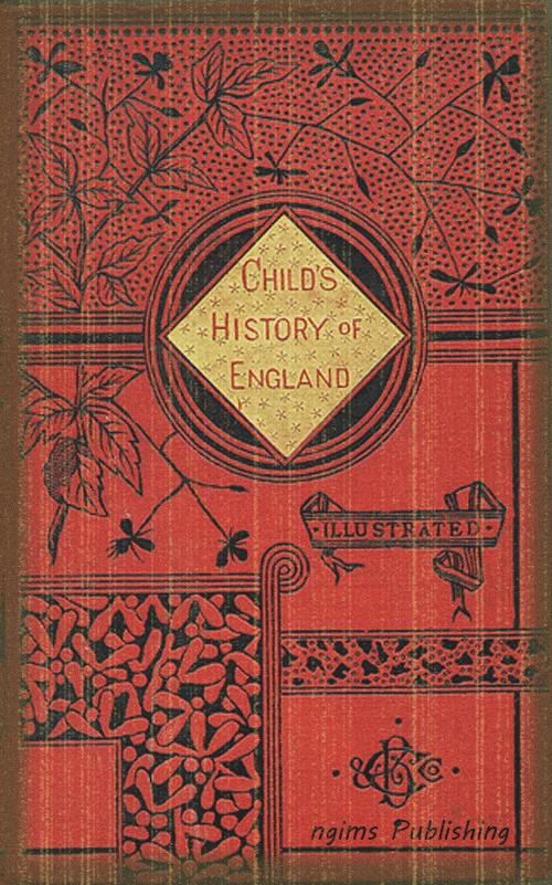 A Child's History of England (Illustrated + Audiobook Download Link + Active TOC)