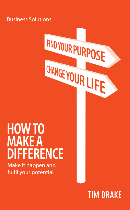 BSS How To Make a Difference