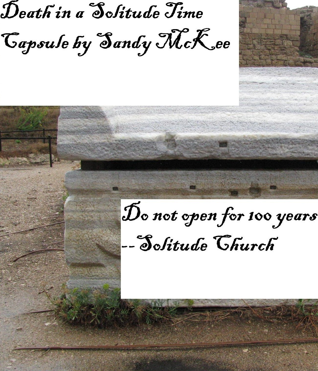 Death in a Solitude Time Capsule By: Saundra McKee