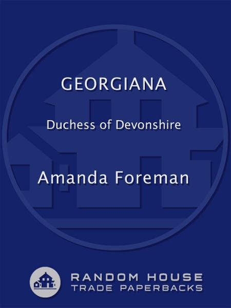 Georgiana By: Amanda Foreman