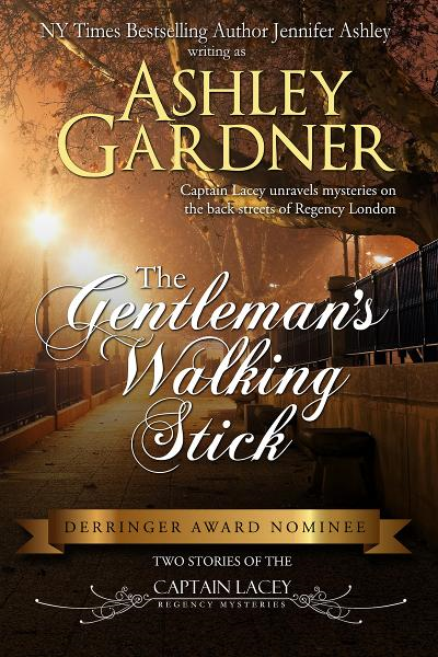 The Gentleman's Walking Stick (Captain Lacey Regency Mysteries)