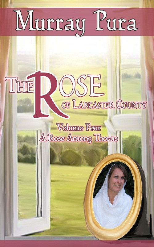 The Rose of Lancaster County - Volume 4 - A Rose Among Thorns