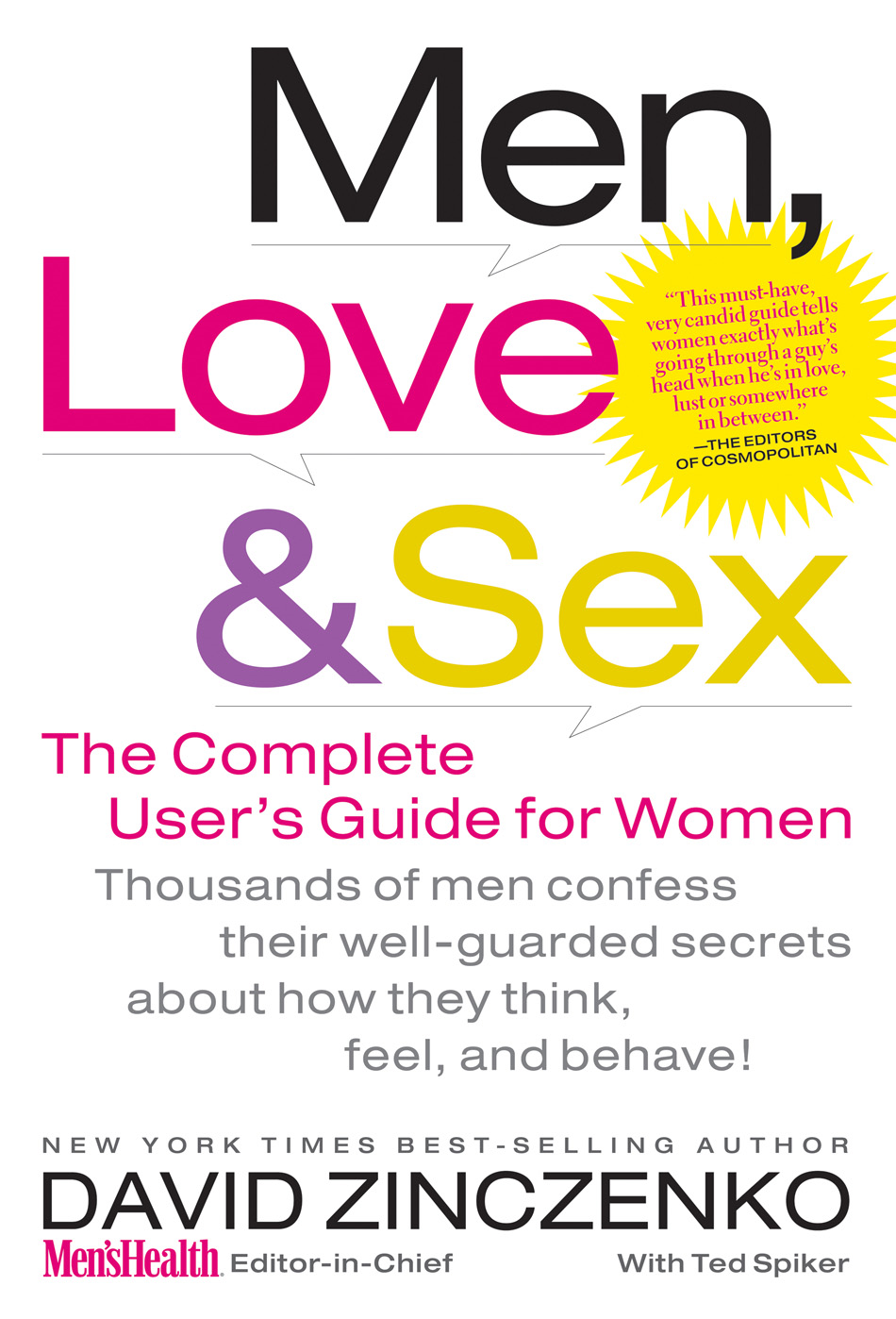 Men, Love and Sex