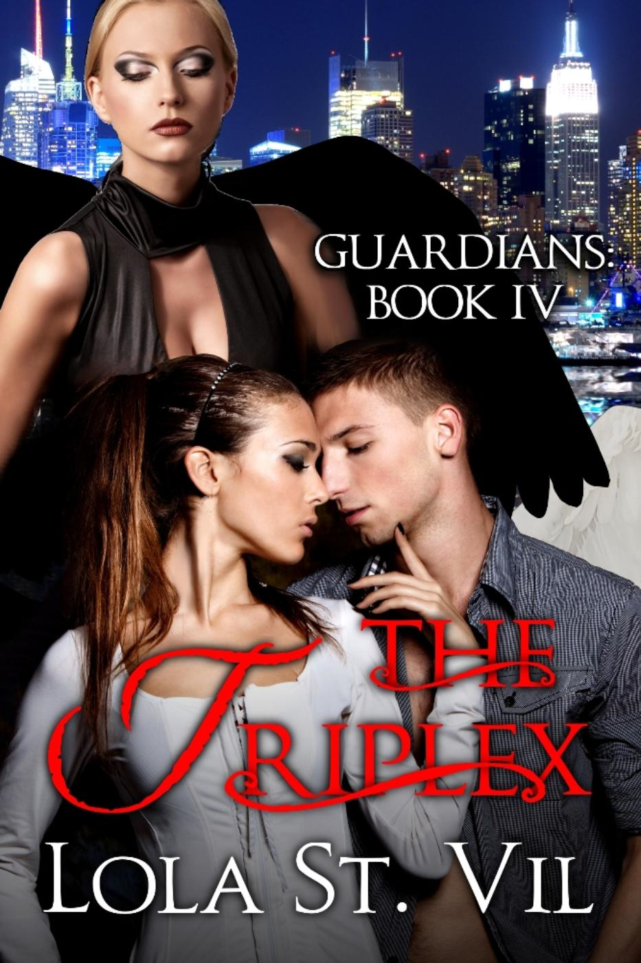Guardians: The Triplex (Guardians, #4)