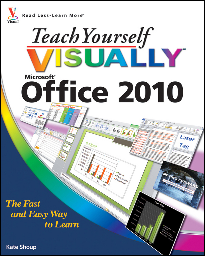 Teach Yourself VISUALLY Office 2010