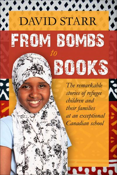 From Bombs to Books By: David Starr