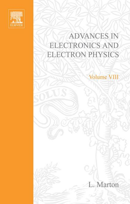ADVANCES ELECTRONI &ELECTRON PHYSICS V8