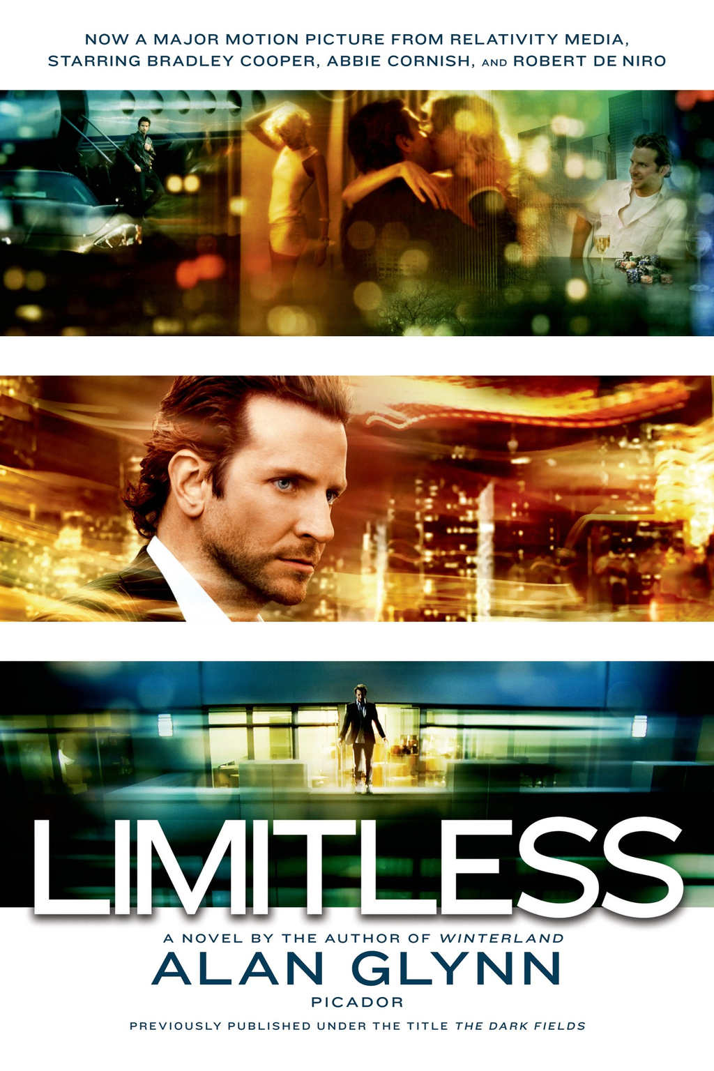 Limitless By: Alan Glynn