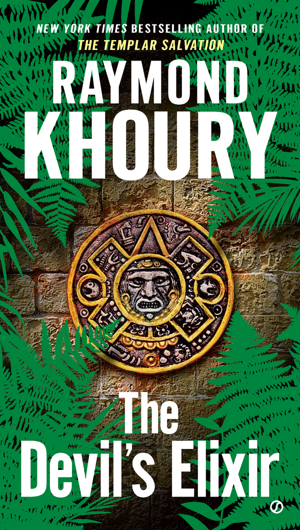 The Devil's Elixir By: Raymond Khoury