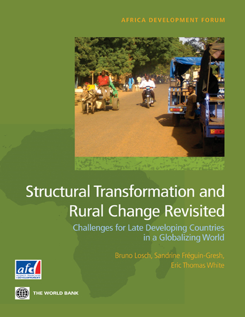 Structural Transformation and Rural Change Revisited: Challenges for Late Developing Countries in a Globalizing World