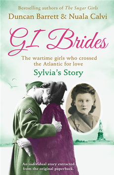 Sylvia's Story (GI Brides Shorts, Book 3)