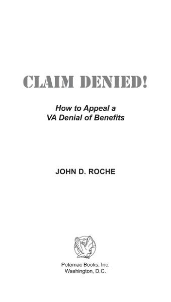 Claim Denied!