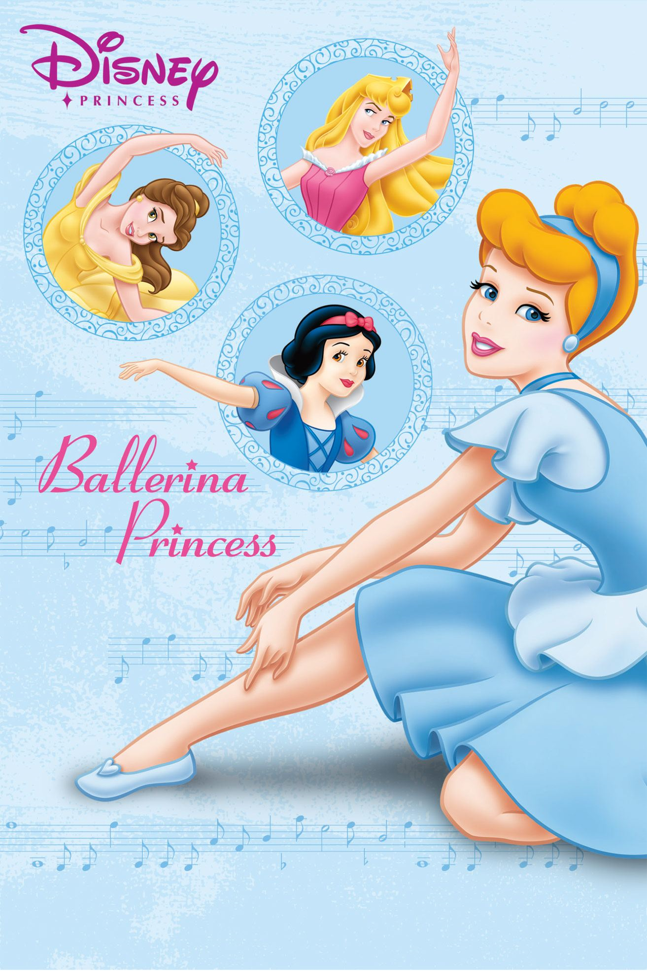 Ballerina Princess By: Disney Book Group