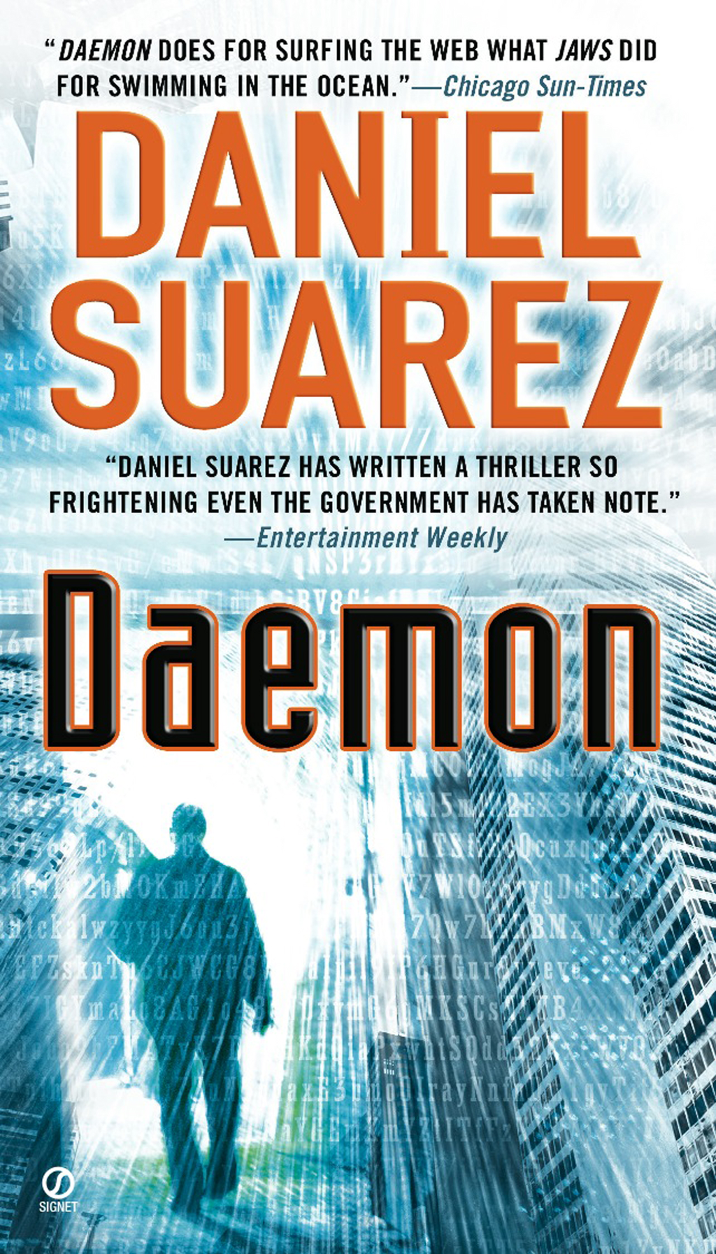 Daemon By: Daniel Suarez