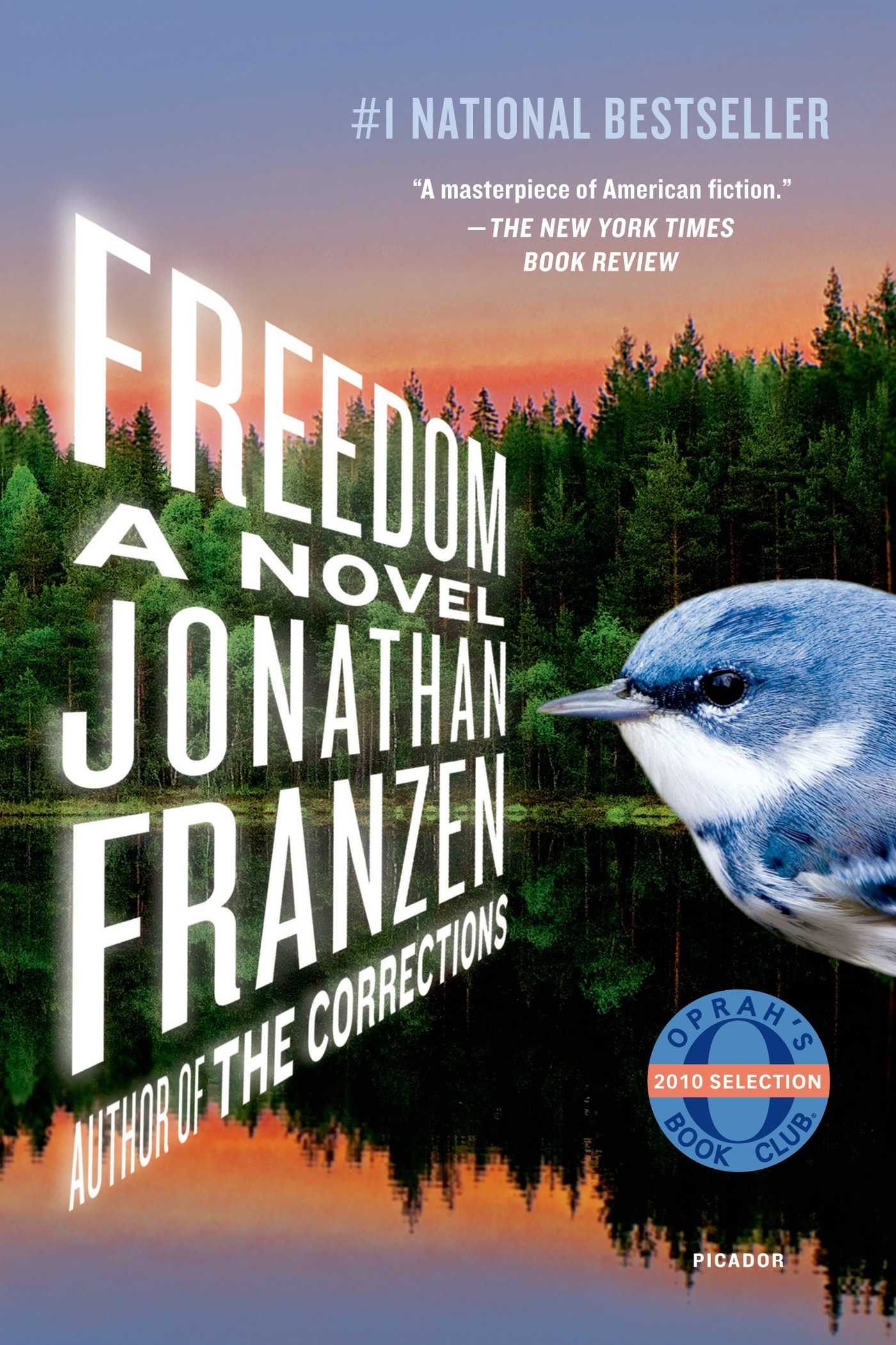 Freedom By: Jonathan Franzen