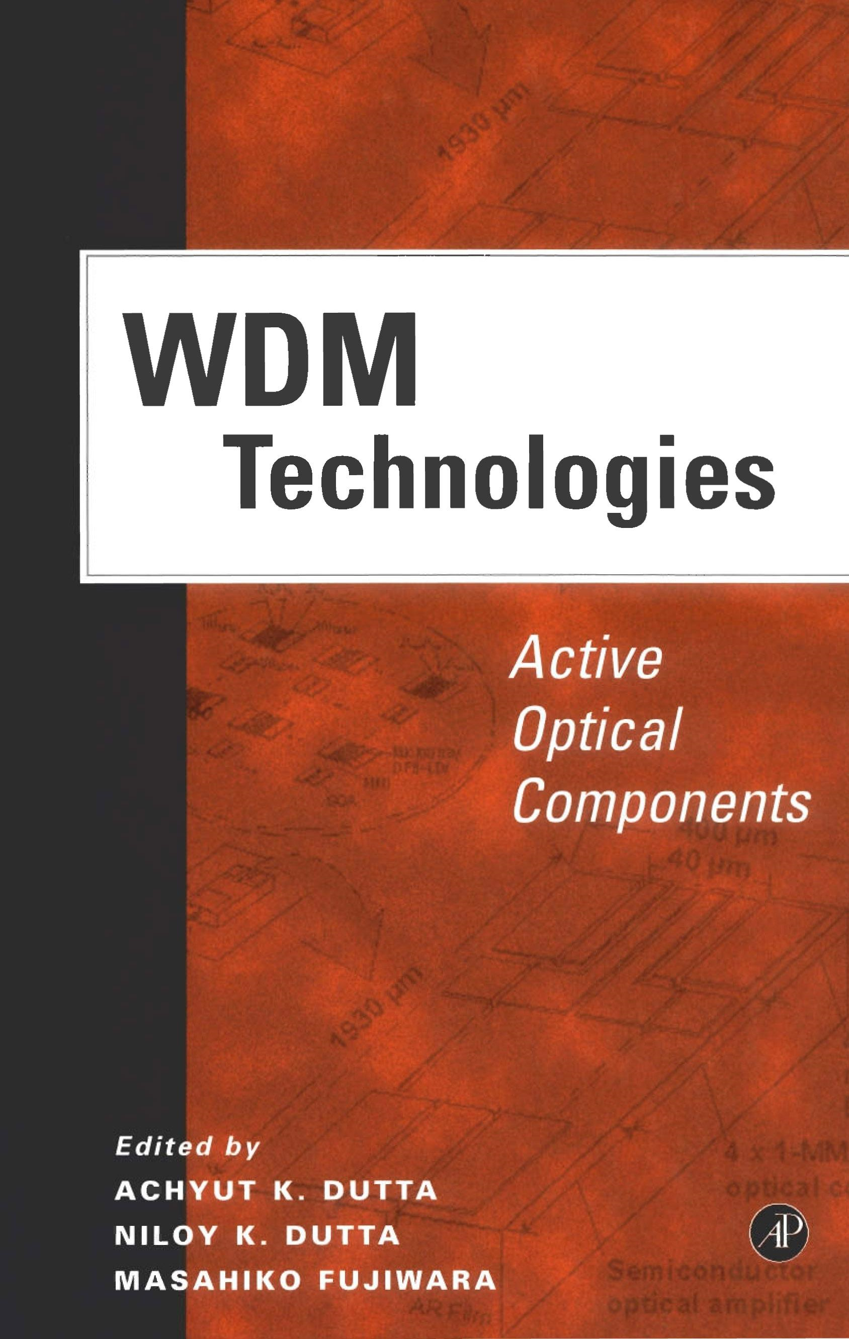 WDM Technologies: Active Optical Components: Active Optical Components