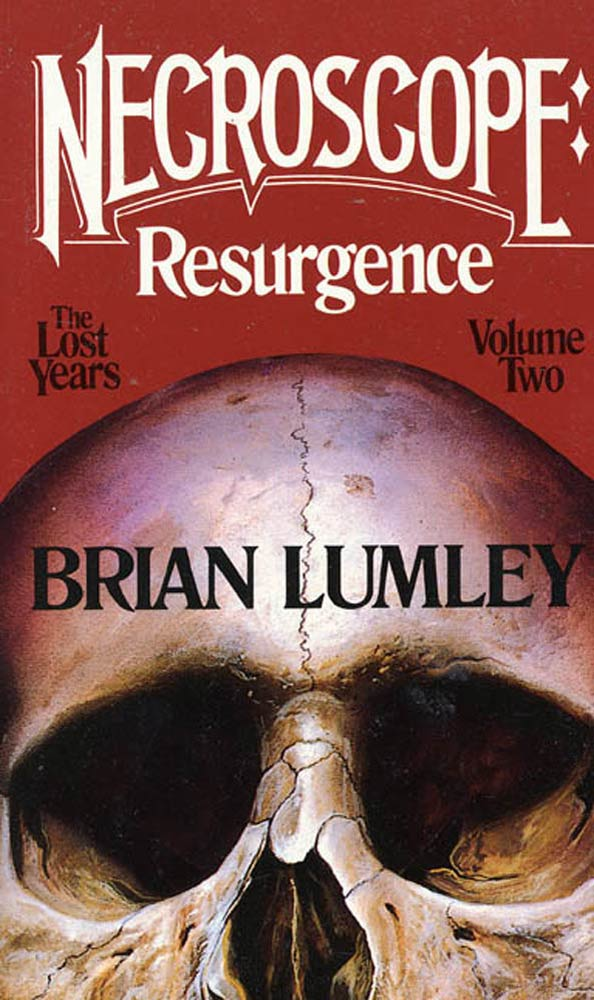 Necroscope: Resurgence By: Brian Lumley
