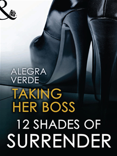 Taking Her Boss (Mills & Boon Spice Briefs)