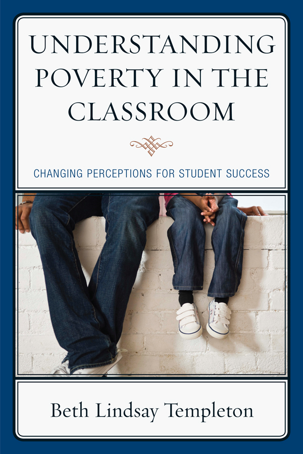 Understanding Poverty in the Classroom