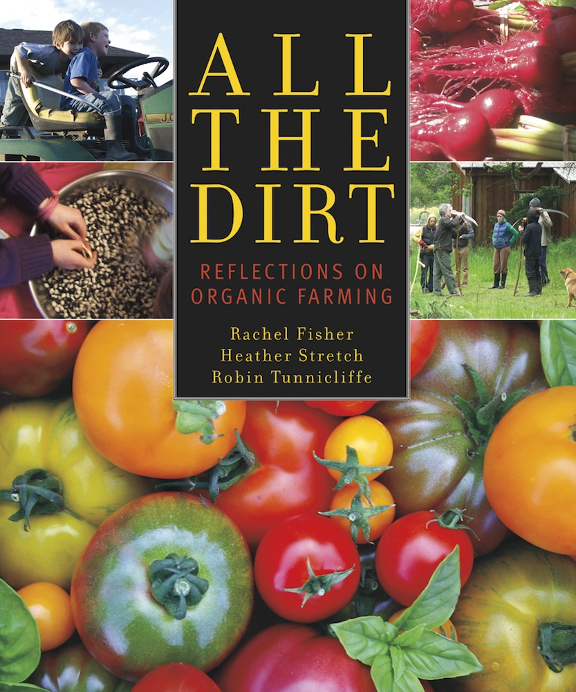 All the Dirt By: Heather Stretch,Rachel Fisher,Robin Tunnicliffe