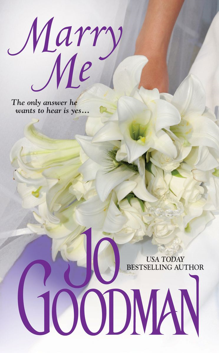 Marry Me By: Jo Goodman
