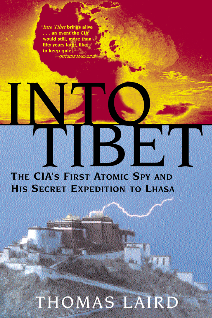 Into Tibet By: Thomas Laird