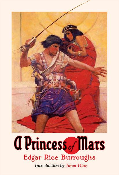 A Princess of Mars: Library of America Special Edition By: Edgar Rice Burroughs