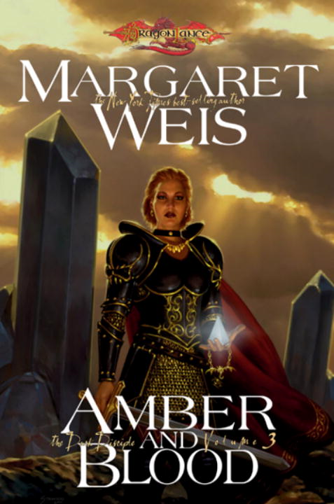 Amber and Blood By: Margaret Weis