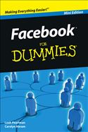 Picture of - Facebook For Dummies, Mini Edition