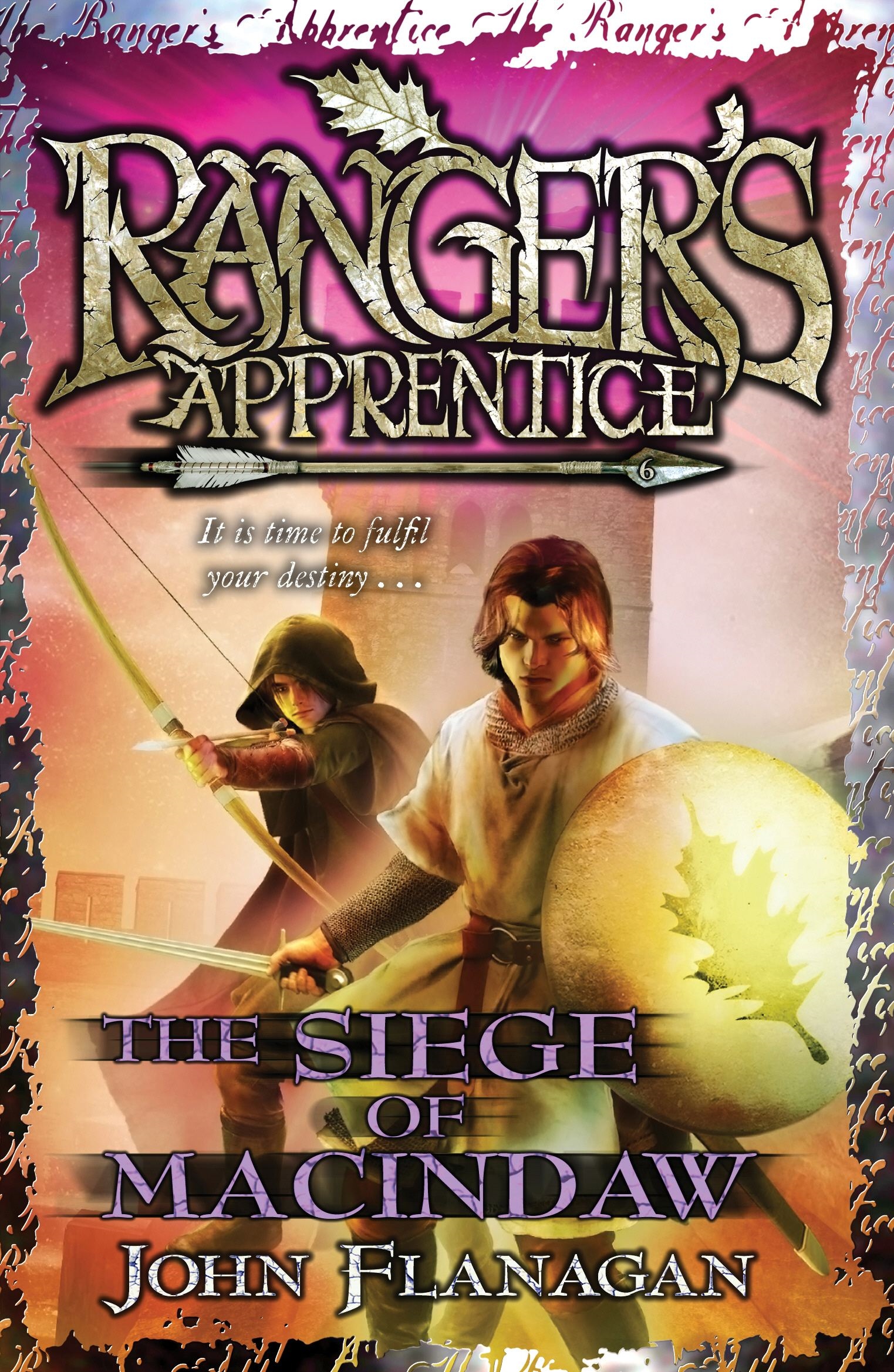 Ranger's Apprentice 6: The Siege of Macindaw