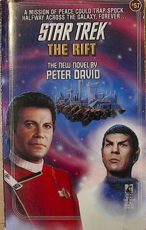 The Rift By: Peter David