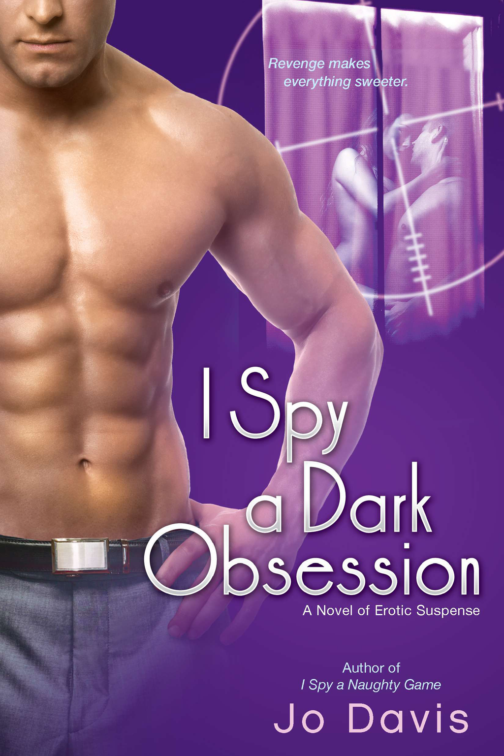 I Spy A Dark Obsession