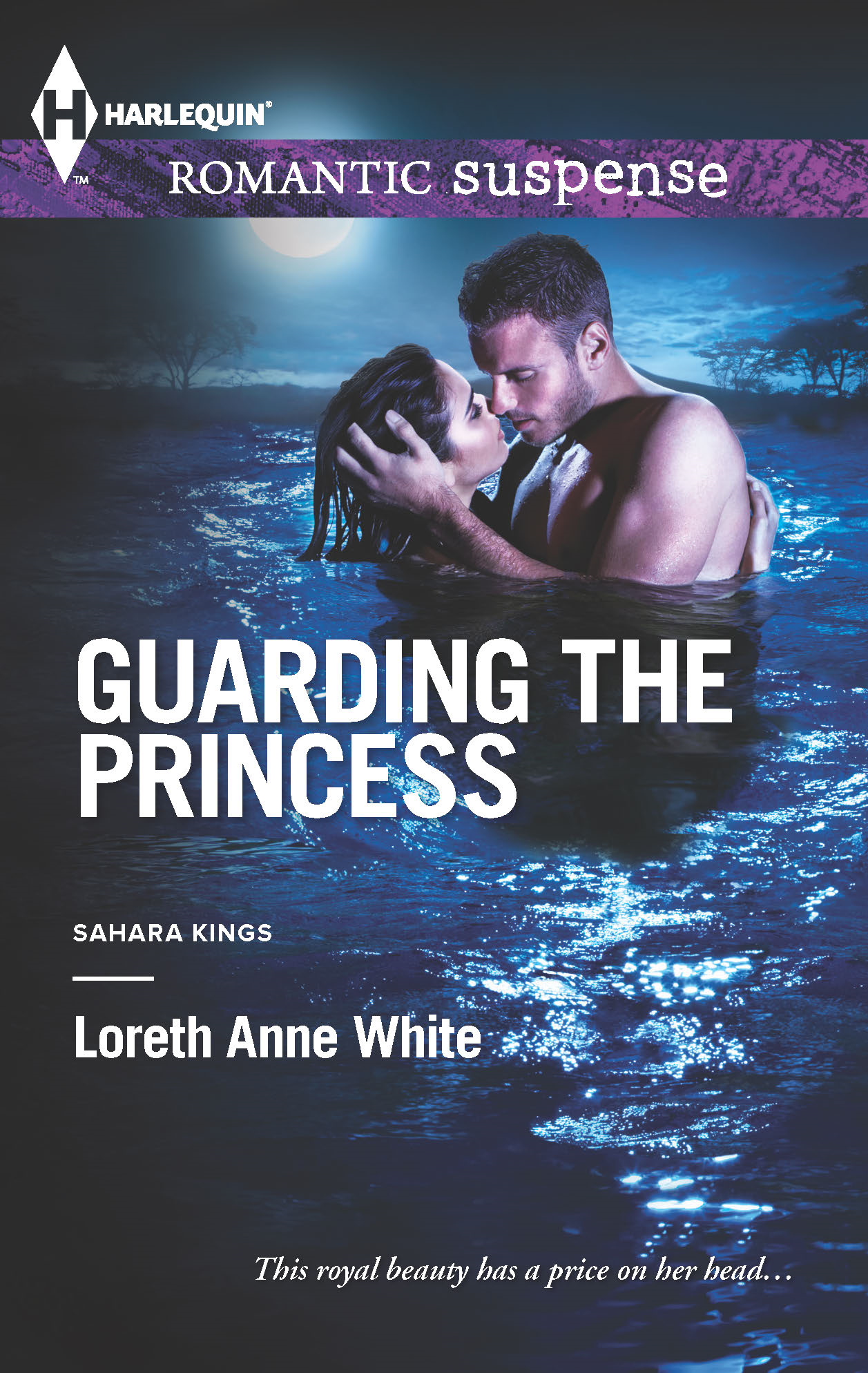 Guarding the Princess By: Loreth Anne White