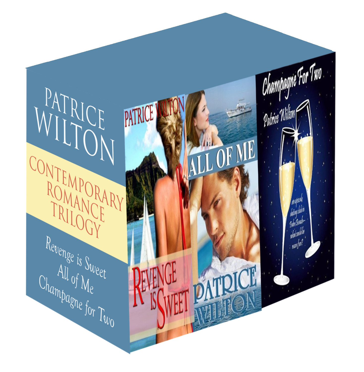 CONTEMPORARY ROMANCE TRILOGY