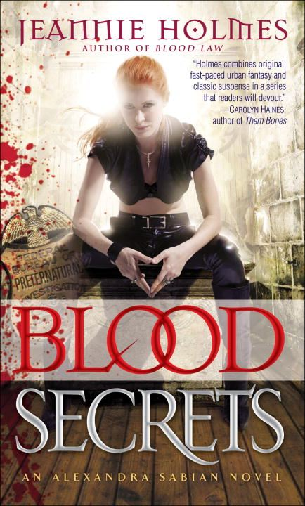 Blood Secrets By: Jeannie Holmes