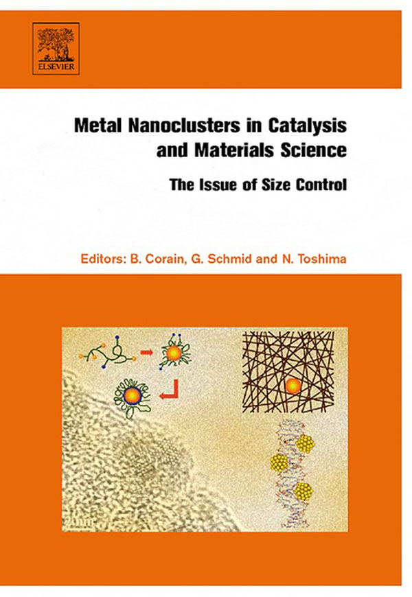 Metal Nanoclusters in Catalysis and Materials Science: The Issue of Size Control The Issue of Size Control