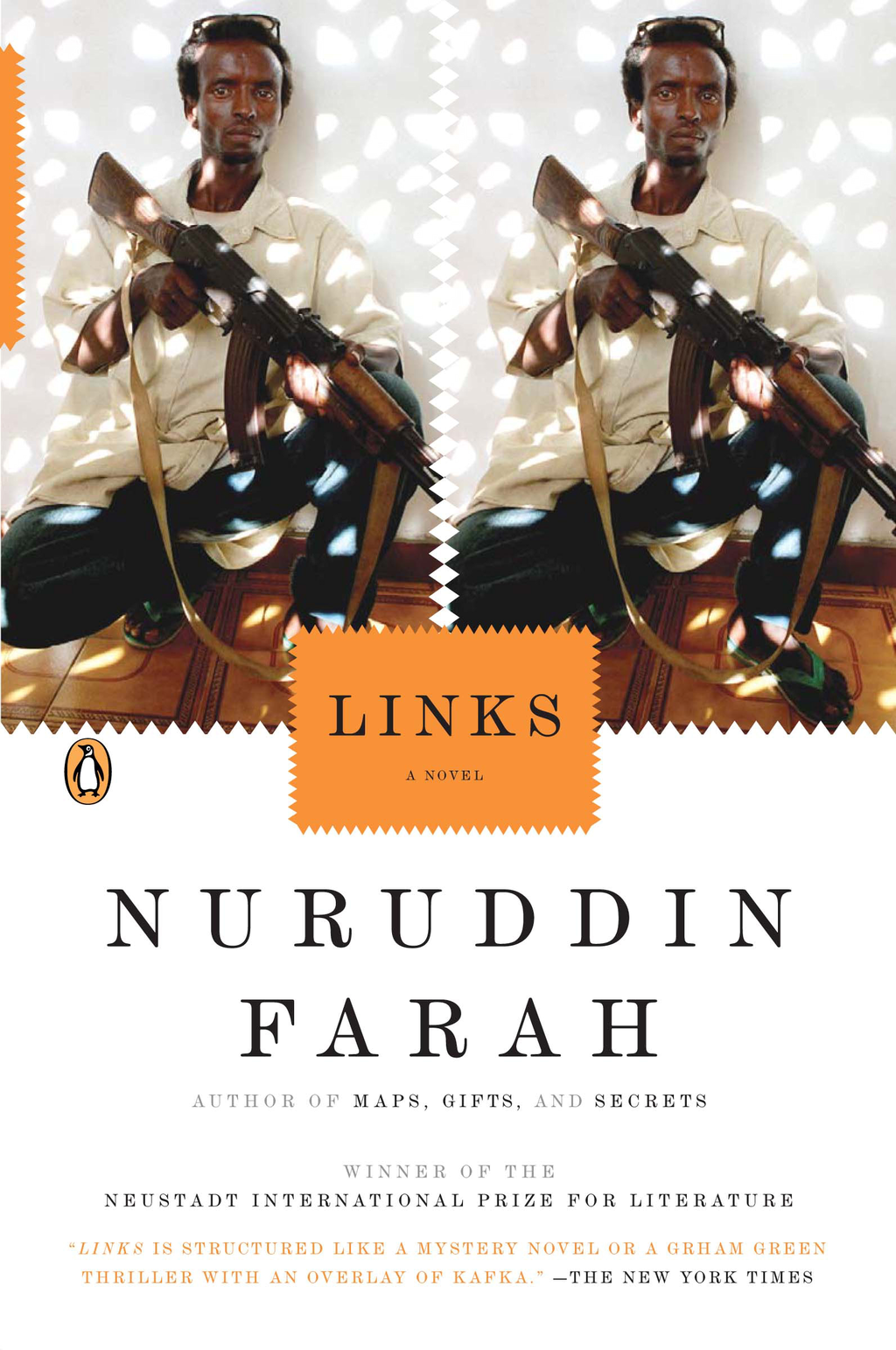 Links By: Nuruddin Farah