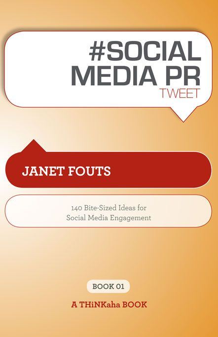 #SOCIAL MEDIA PR tweet Book01
