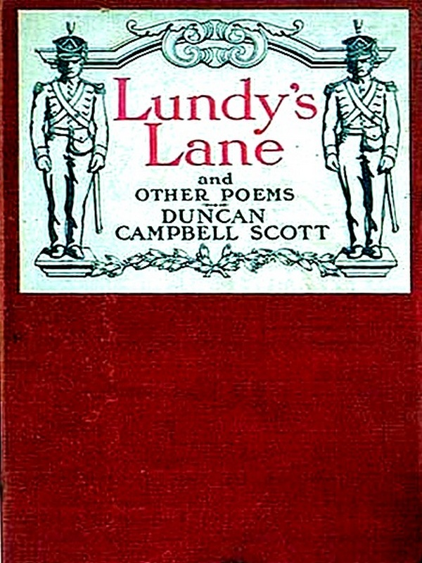 Lundy's Lane and Other Poems
